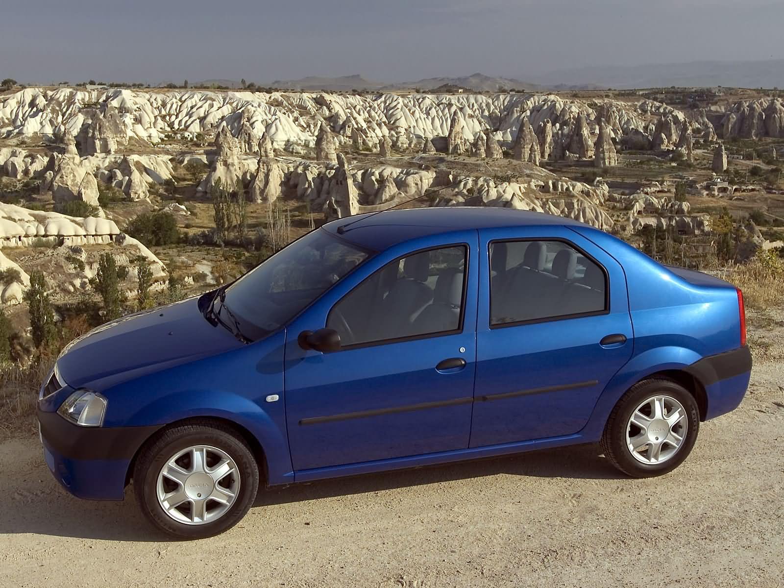 Dacia Logan 2004 carsbase com Dacia-Logan_1_4_MPI_mp60_pic_15542