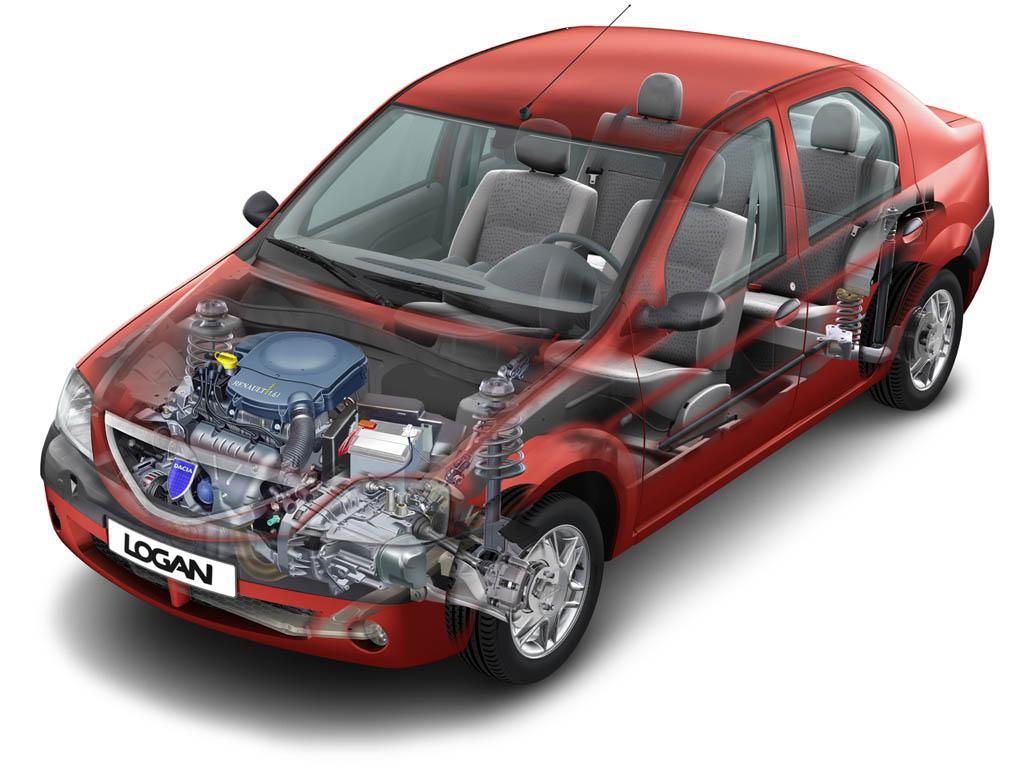 Dacia Logan 2005 &d19