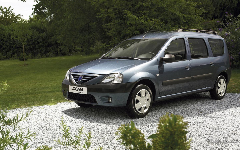 Dacia Logan MCV 2007 2add5b86