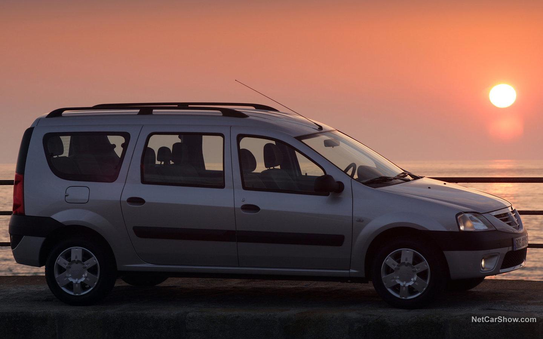 Dacia Logan MCV 2007 33db5d88