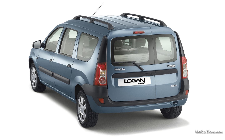 Dacia Logan MCV 2007 501c8338