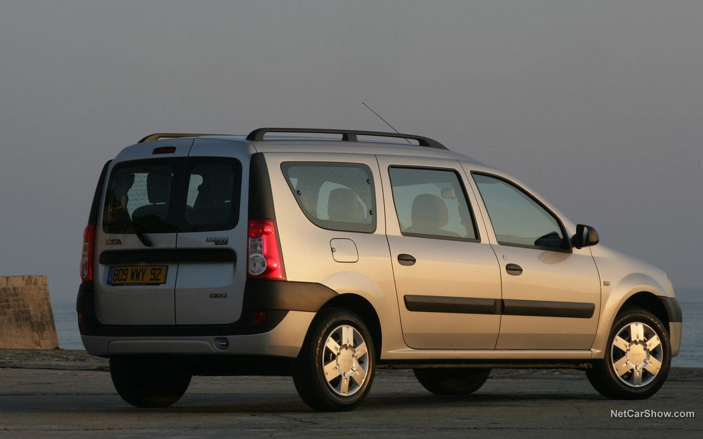 Dacia Logan MCV 2007 510b1d47