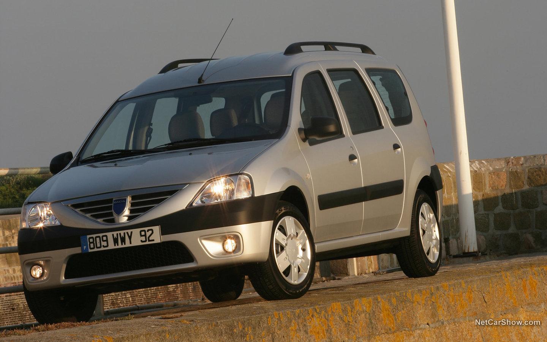 Dacia Logan MCV 2007 5df20eff