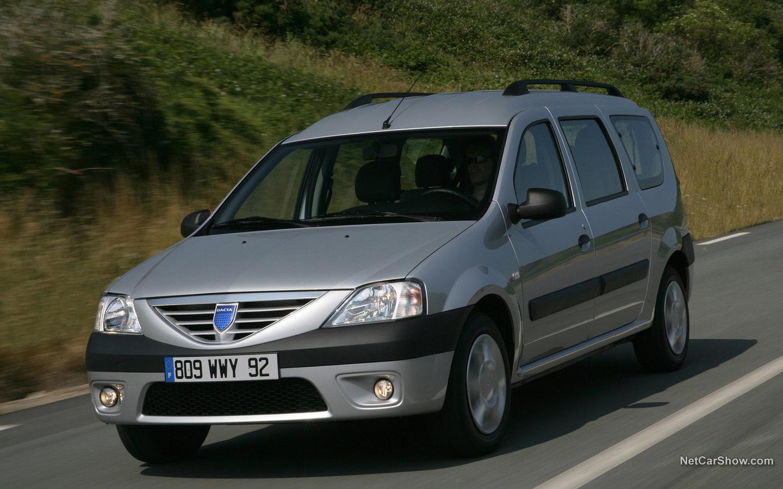 Dacia Logan MCV 2007 68440528