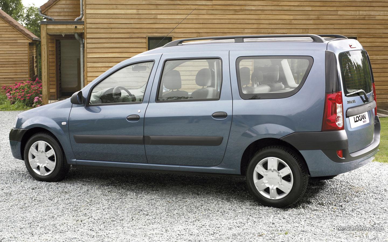 Dacia Logan MCV 2007 713723dc