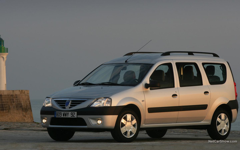 Dacia Logan MCV 2007 897c36ab