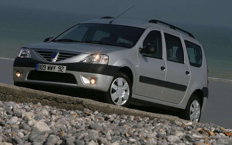 Dacia Logan MCV 2007 90c0150f