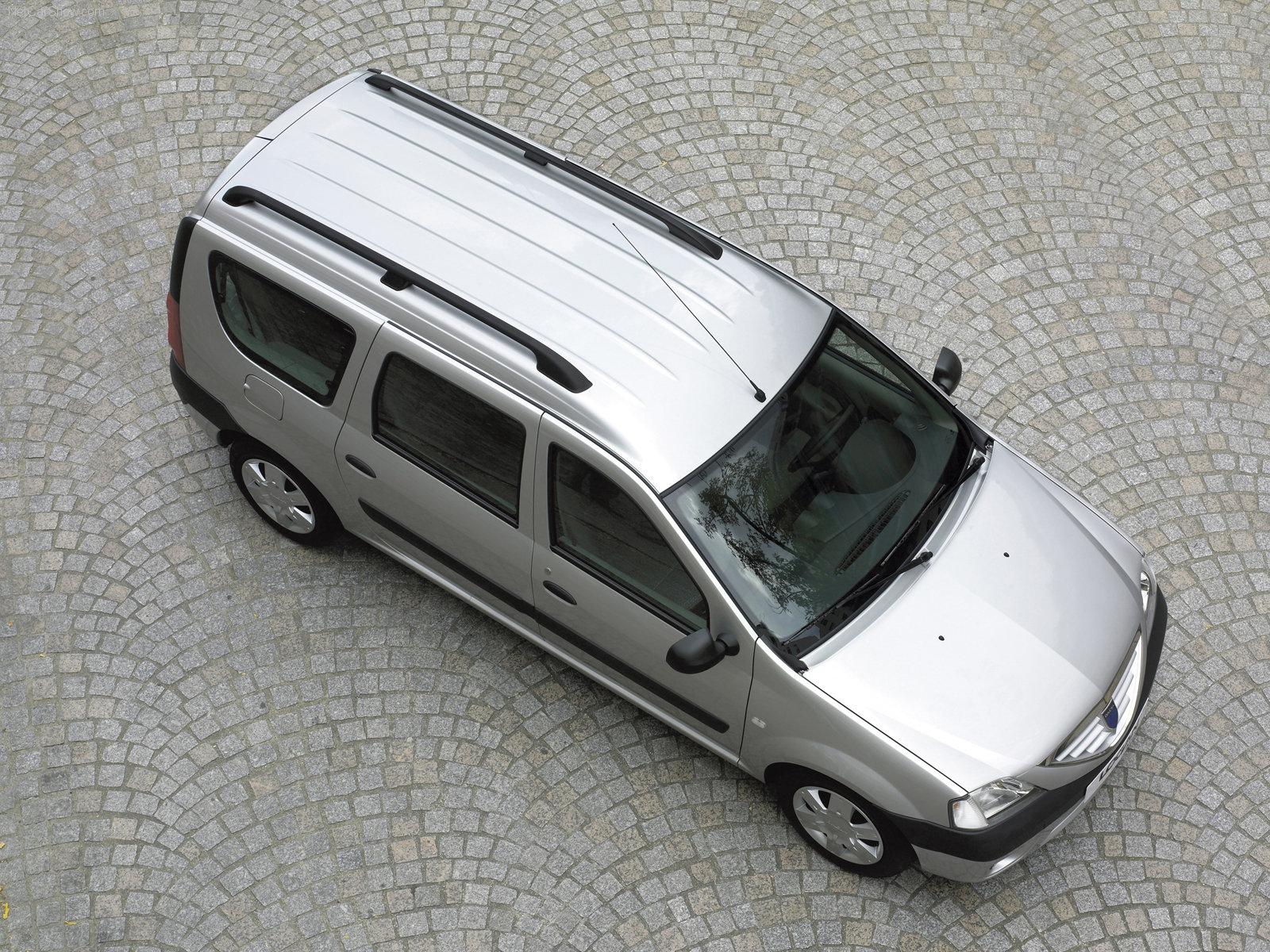 Dacia Logan MCV 2007 Dacia-Logan_MCV-2007-1600-11
