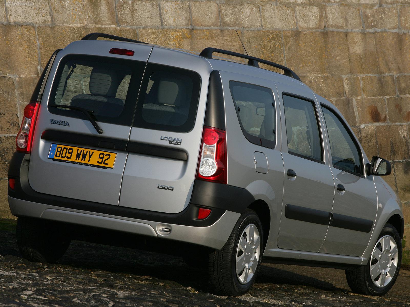 Dacia Logan MCV 2007 Dacia-Logan_MCV-2007-1600-17
