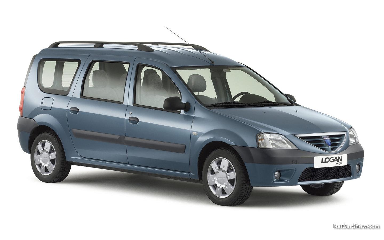 Dacia Logan MCV 2007 de3a6bbe