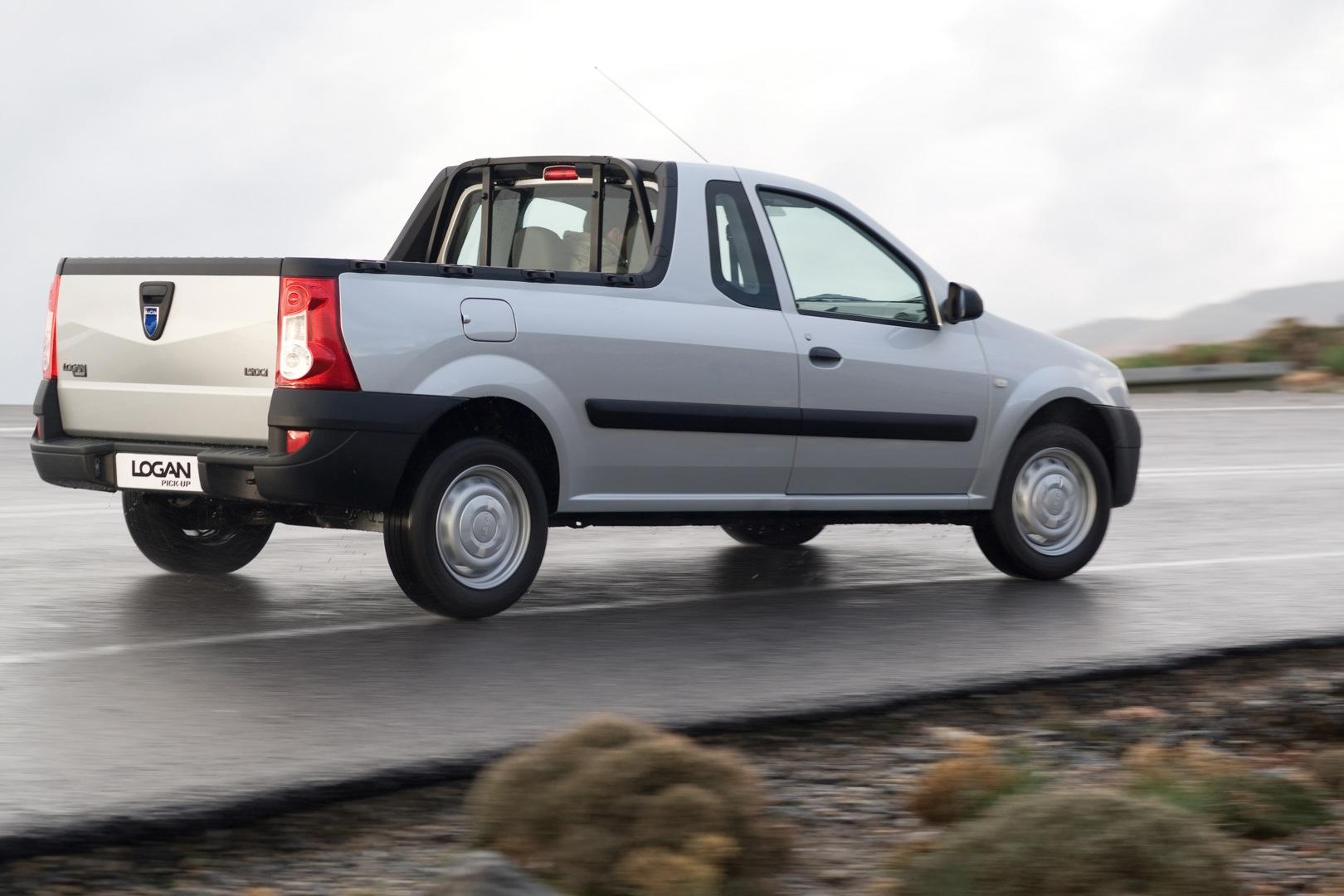 Dacia Logan  Pick-up 2007 autoevolution comDACIAPick-up-4554_1