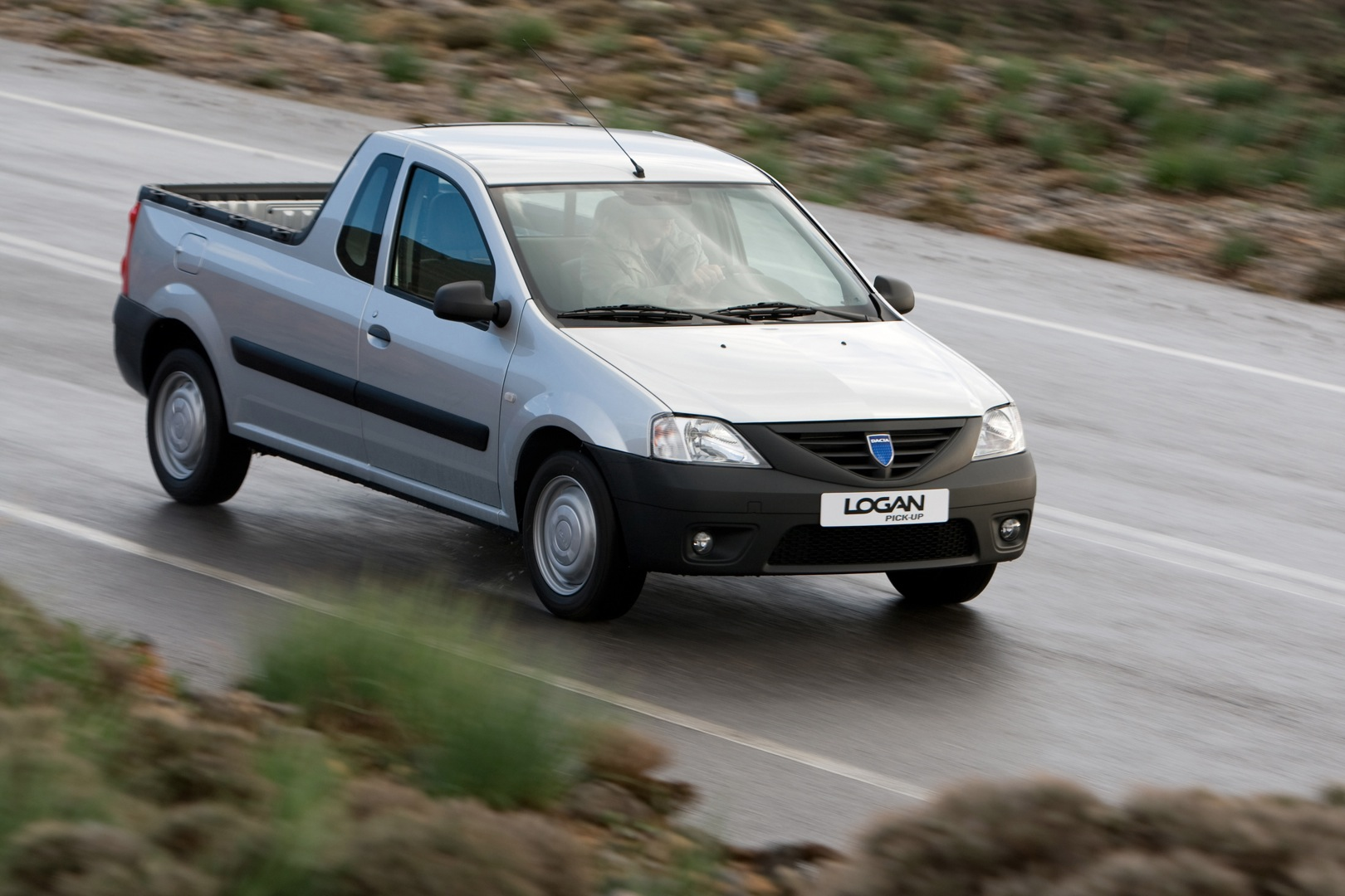 Dacia Logan  Pick-up 2007 DACIAPick-up-4554_2