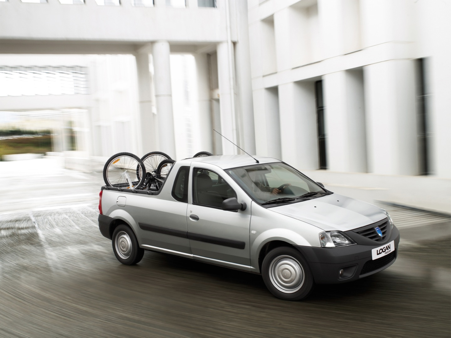 Dacia Logan Pick-up 2007 DACIAPick-up-4554_7
