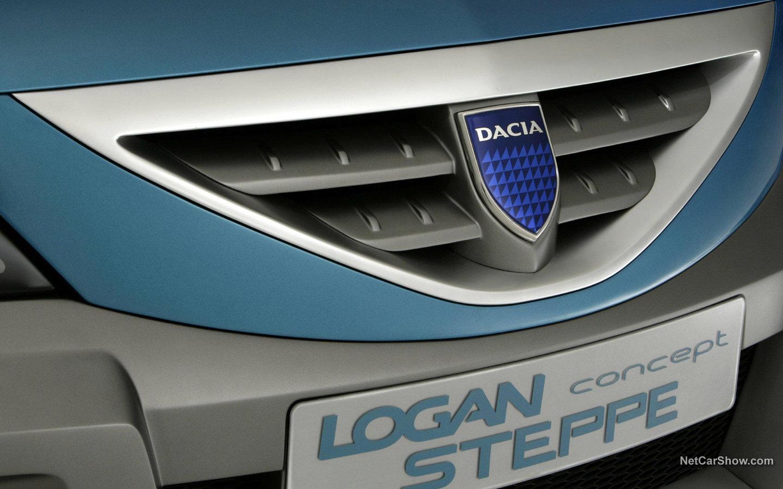 Dacia Logan Steppe Concept 2006 50f787d2