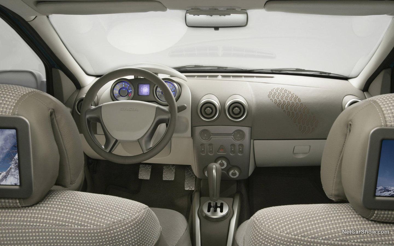 Dacia Logan Steppe Concept 2006 86247a08