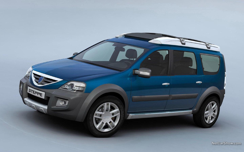 Dacia Logan Steppe Concept 2006 cd6b856f