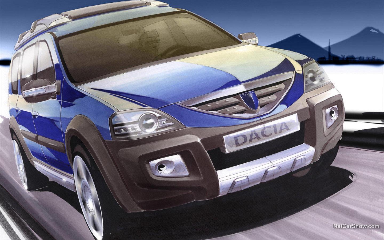 Dacia Logan Steppe Concept 2006 ea3d61b1