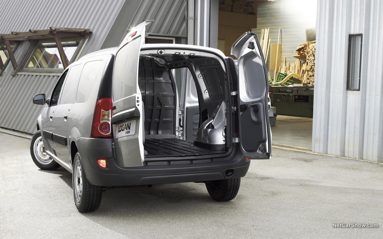 Dacia Logan Van 2007 bb605202