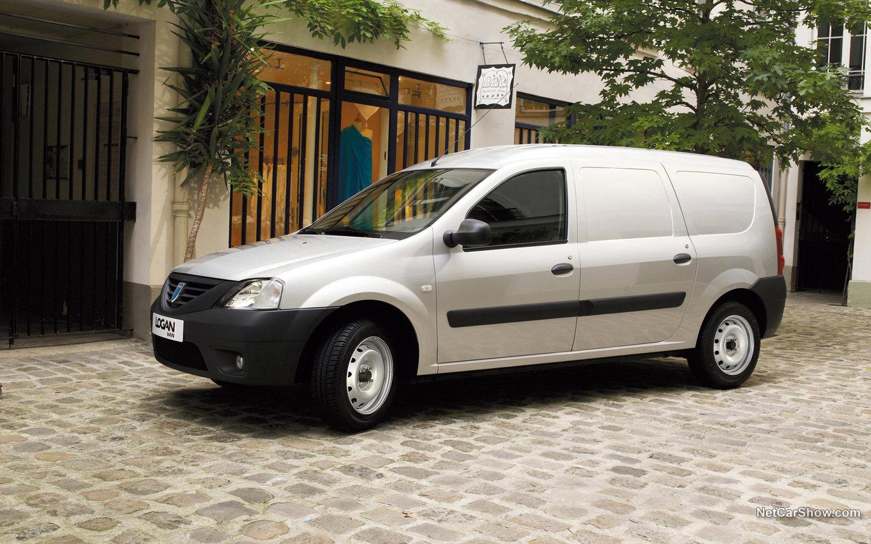 Dacia Logan Van 2007 e6f67900