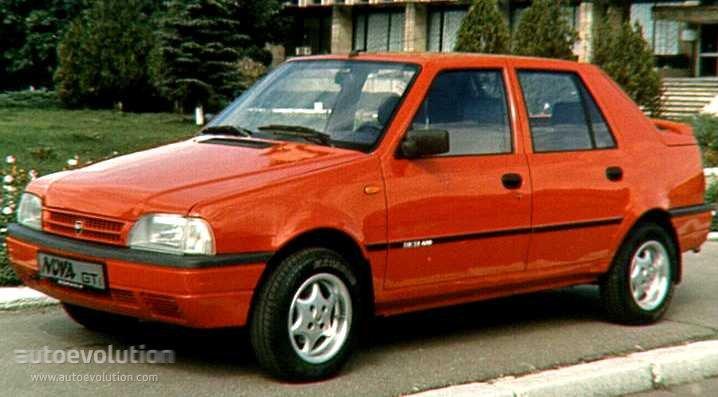 Dacia Nova 1365 1995 autoevolution com  DACIANova-1365_1