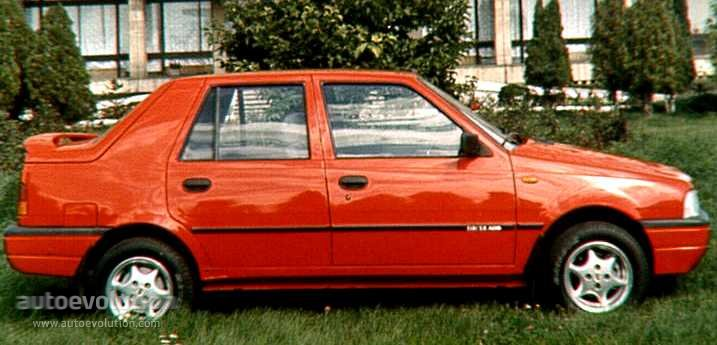 Dacia Nova 1365 1995 autoevolution com  DACIANova-1365_2