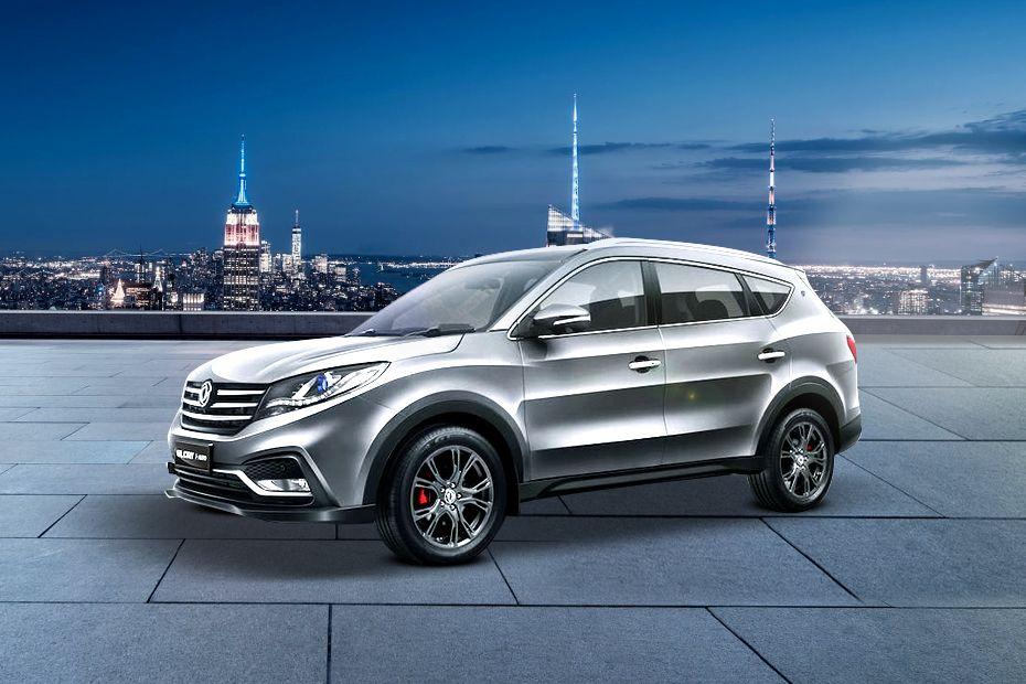 DFSK GLORY i-auto 2019 autoini