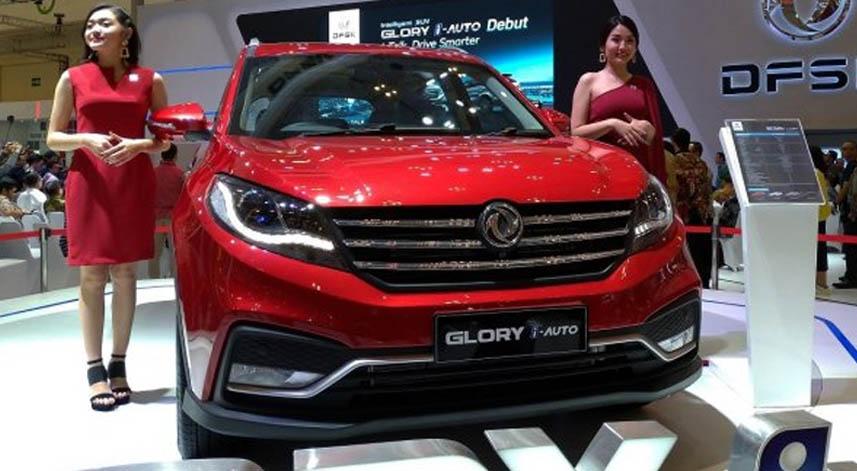DFSK GLORY i-Auto 2019 carmudi