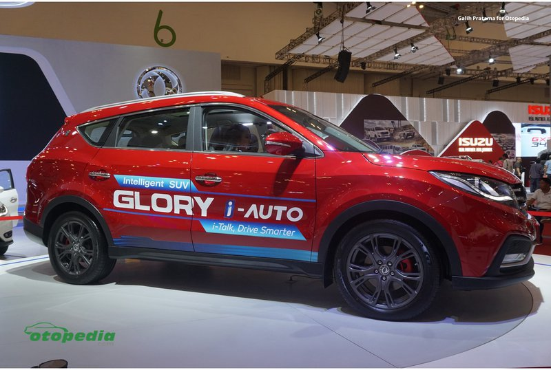 DFSK GLORY i-Auto 2020 otopedia