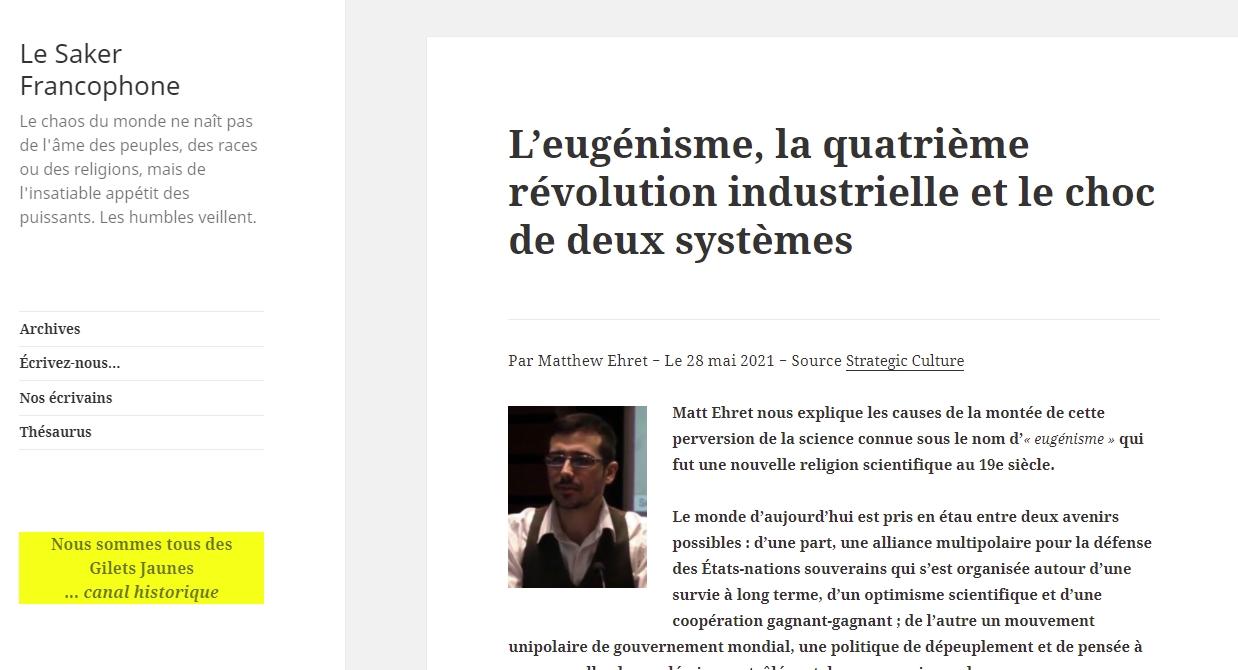 eugénisme PourTous lesakerfrancophone 170621