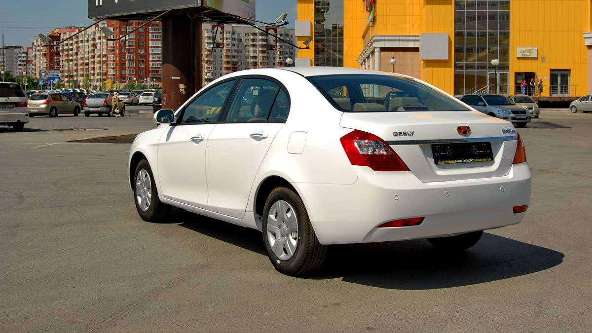 Geely Emgrand 2012 cars-directory net 2 R
