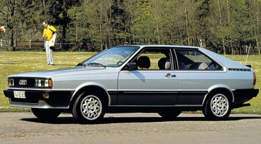 giugiaro Audi Coupé GT 5E 1983 zeperfs