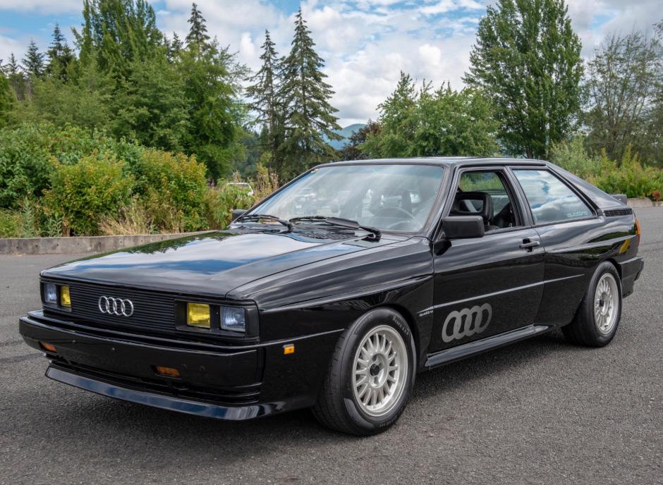 giugiaro Audi Quattro 1983 bringatrailer