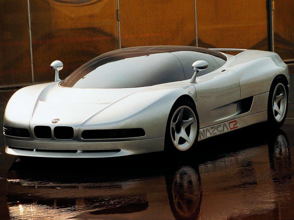 giugiaro BMW Nazca C2 M12  carjager