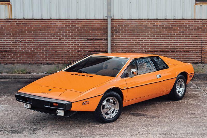 giugiaro Lotus Esprit S1 1981 sxrdv