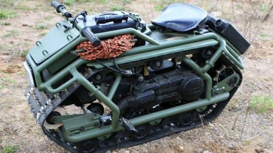 HAMSTER 150 Eduard Luzyanin, moto