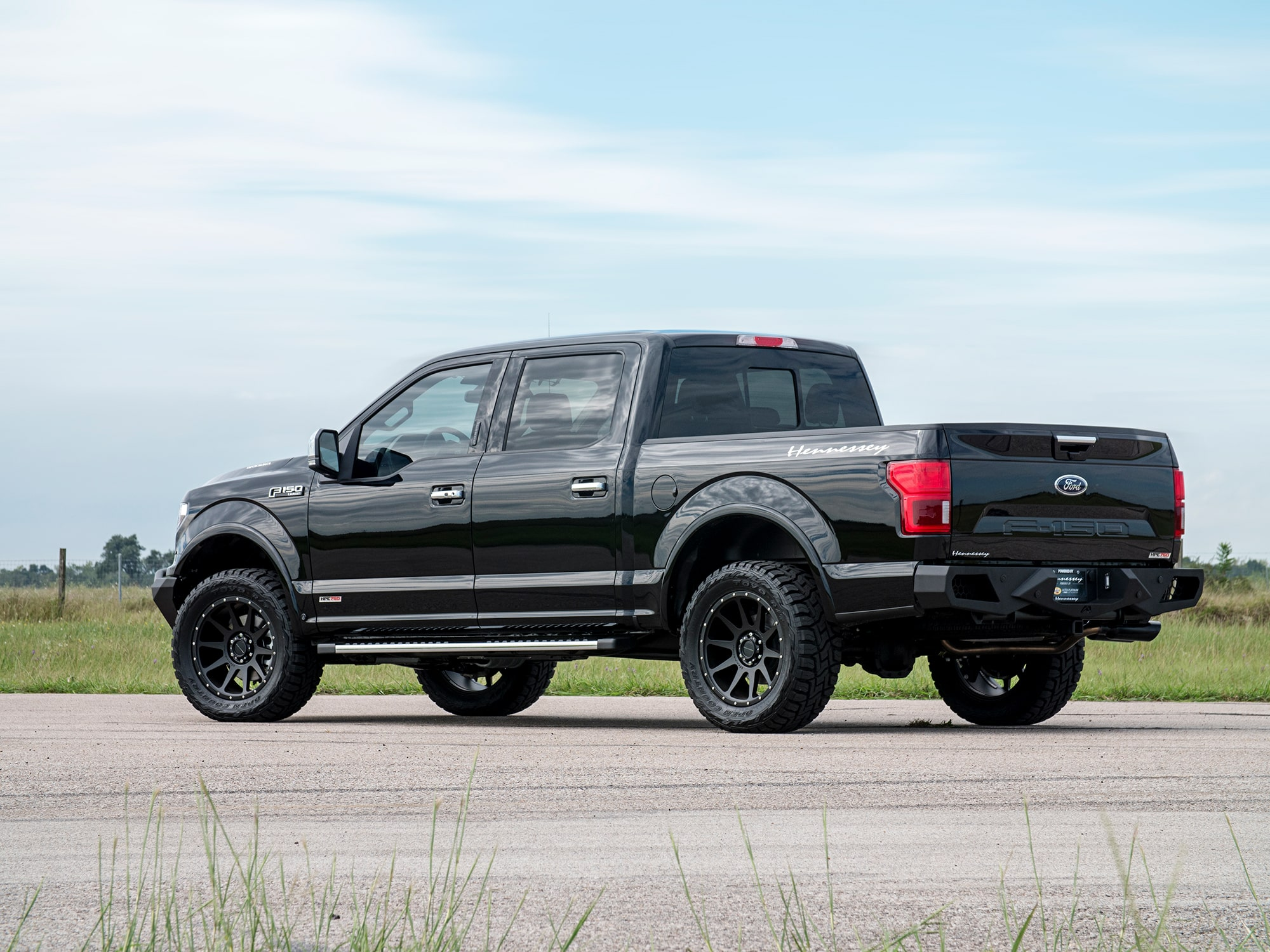Hennessey F150 HPE750 Supercharged 2015 2018-Ford-F150-HPE750-Supercharged-Sterling-McCall-10-min