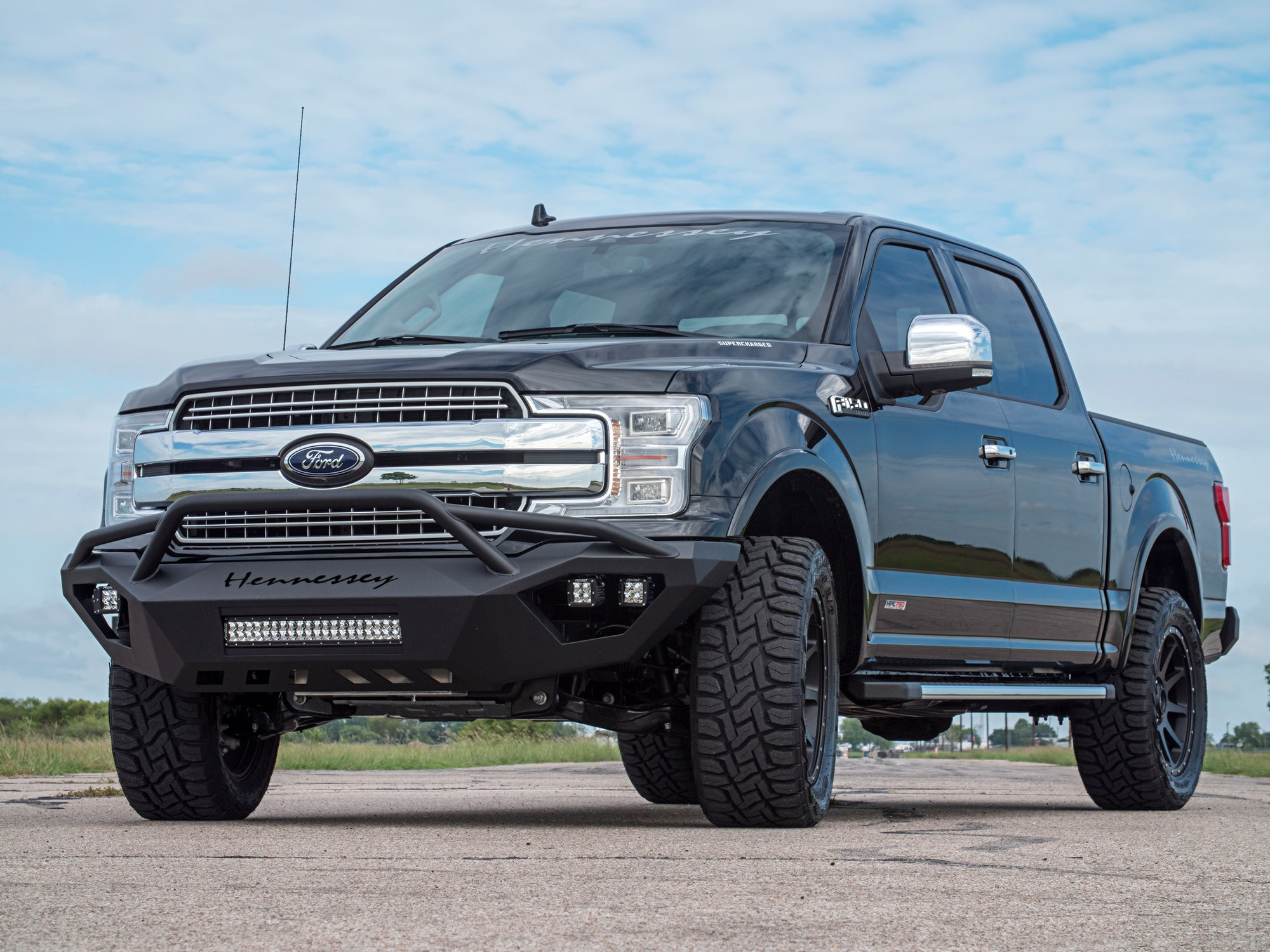 Hennessey F150 HPE750 Supercharged 2015 2018-Ford-F150-HPE750-Supercharged-Sterling-McCall-2-min