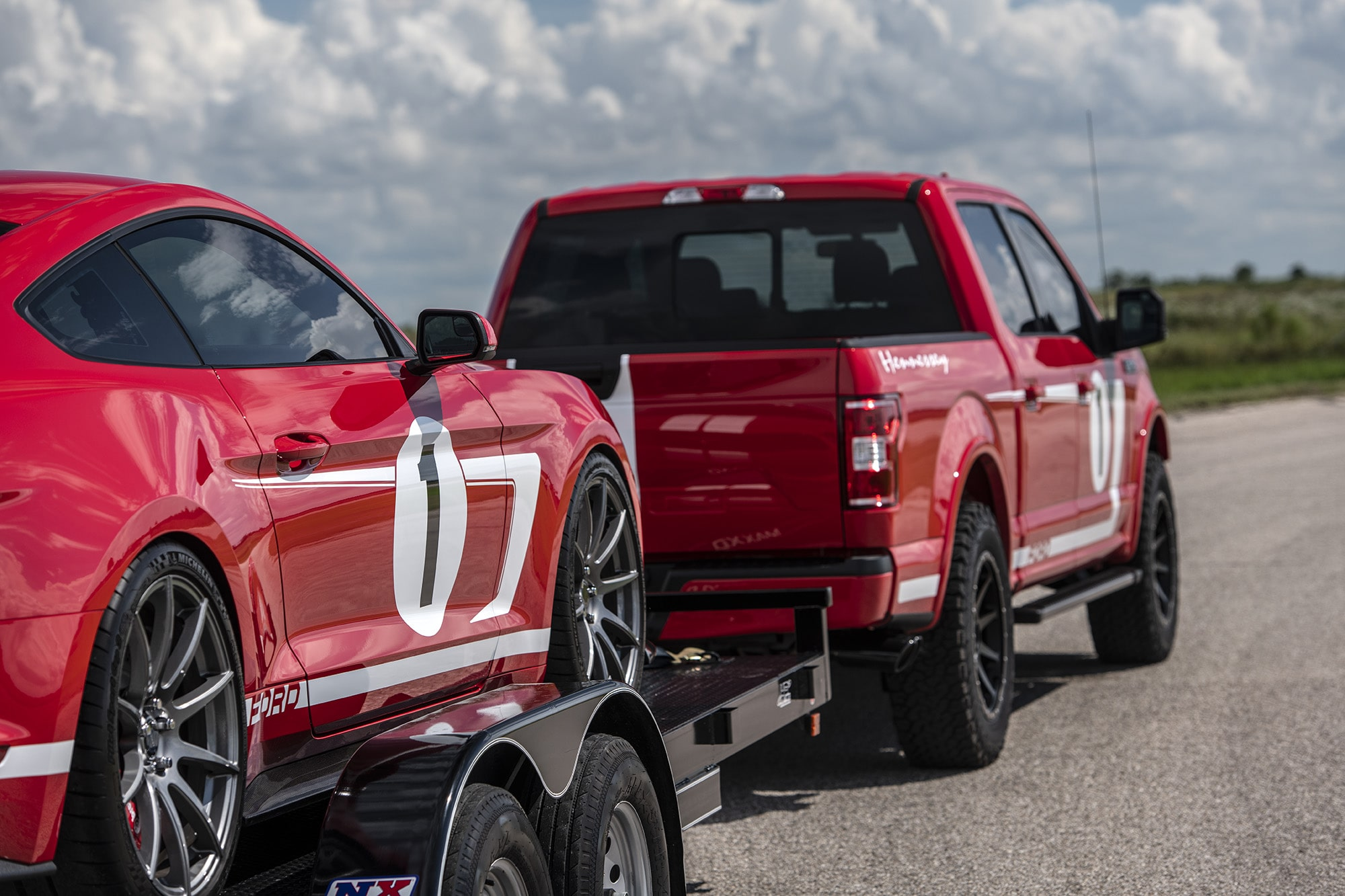 Hennessey Heritage Edition Ford 2018 Hennessey-Heritage-Edition-Vehicles-11-min