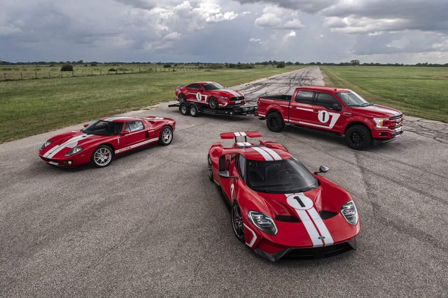 Hennessey Heritage Edition Ford 2018 Hennessey-Heritage-Edition-Vehicles-20-min