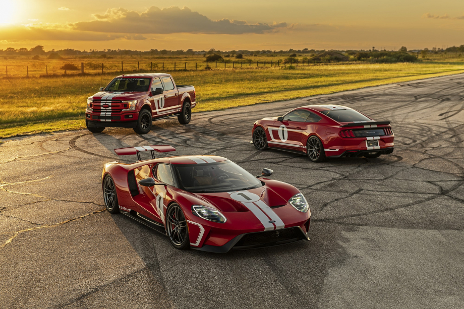 Hennessey Heritage Edition Ford 2018 Hennessey-Heritage-Edition-Vehicles-2b-min