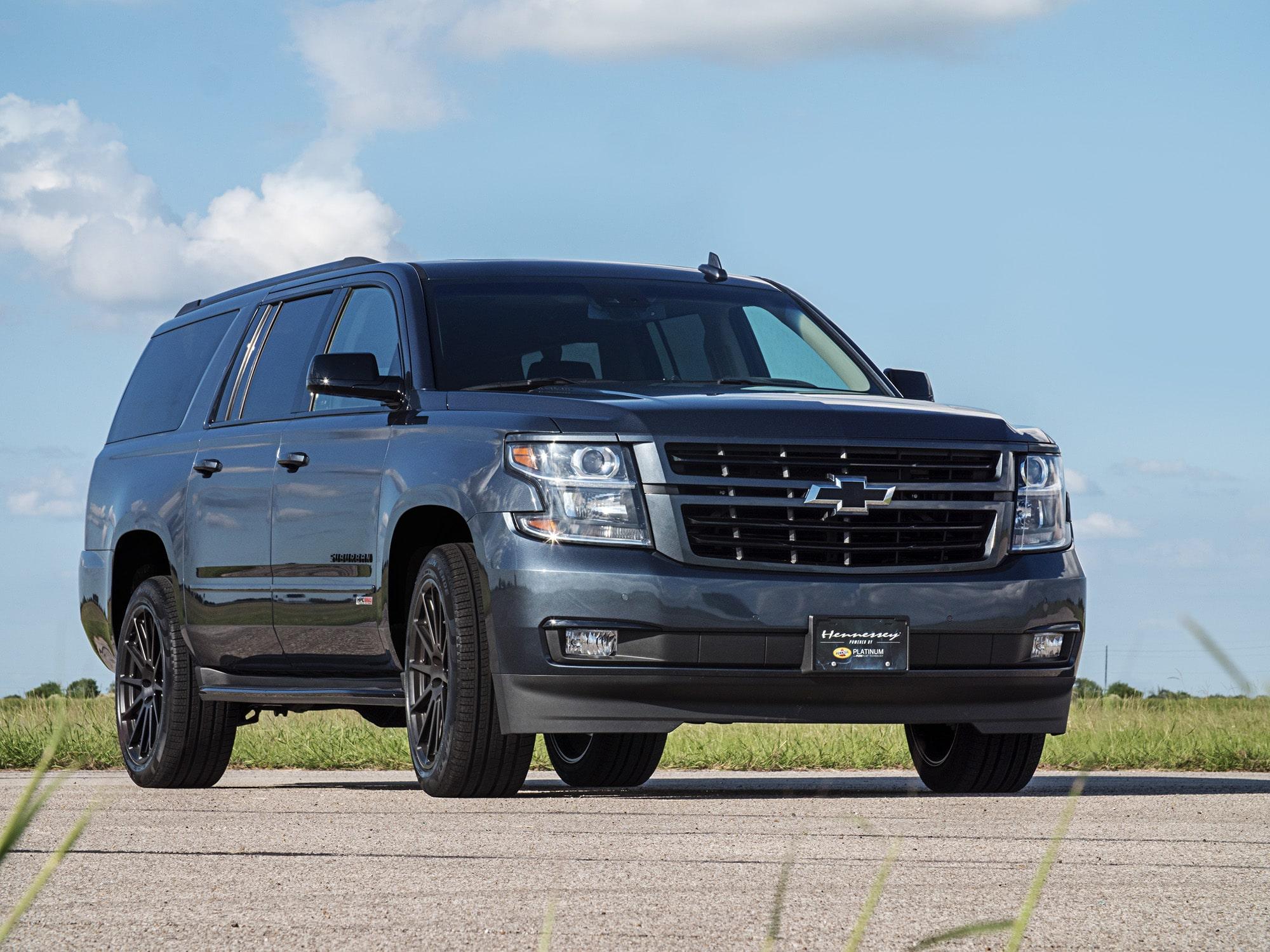 Hennessey HPE650 Chevrolet Suburban RST 2018 HPE650-2018-Chevy-Suburban-Dark-Blue-6-min
