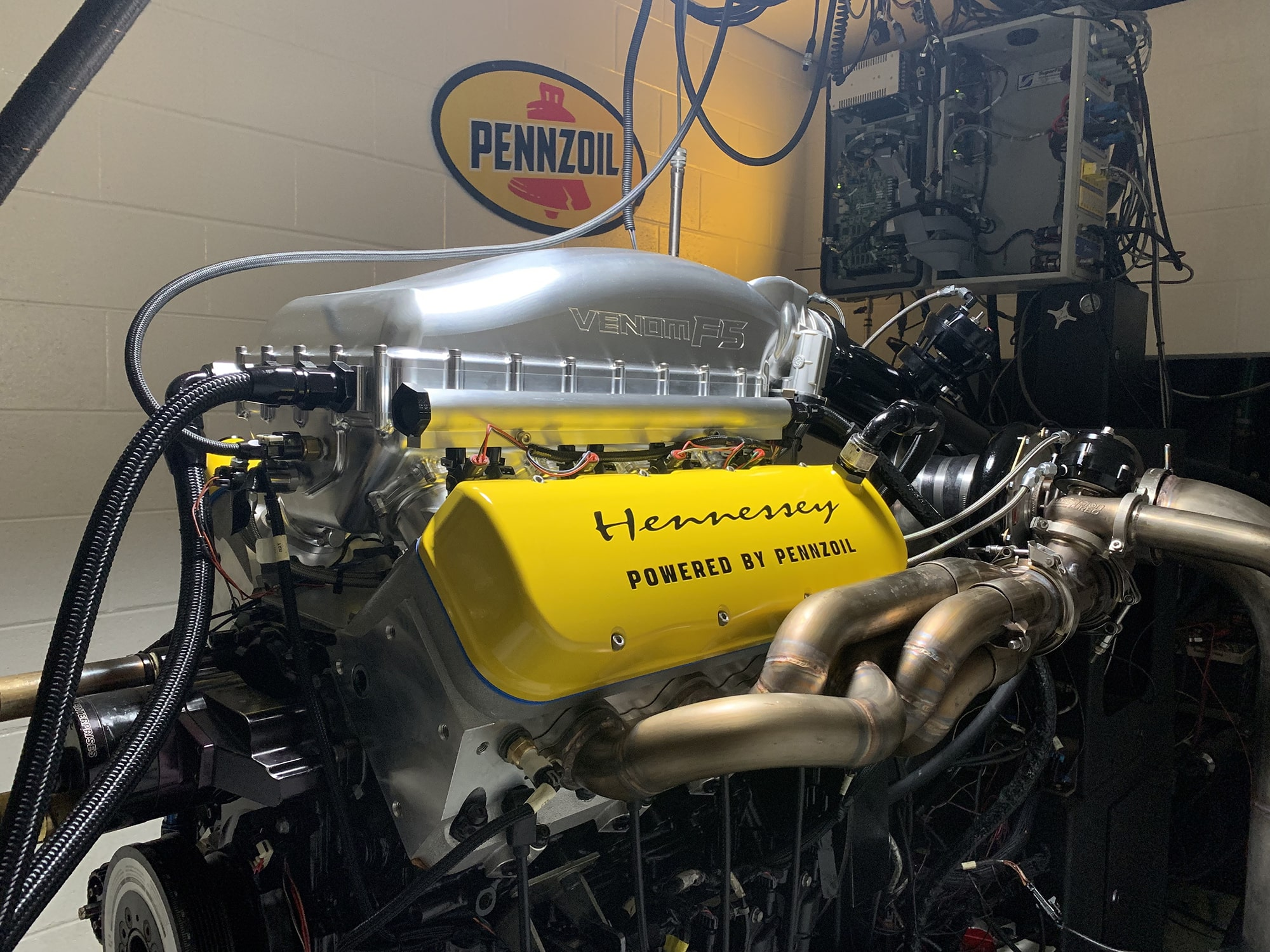 Hennessey Venom F5 1817hp 2019 Venom-F5-Engine-Fury-7-min