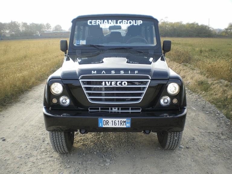 Iveco Massif 2008 madforwheels com iveco-massif-2008-236864