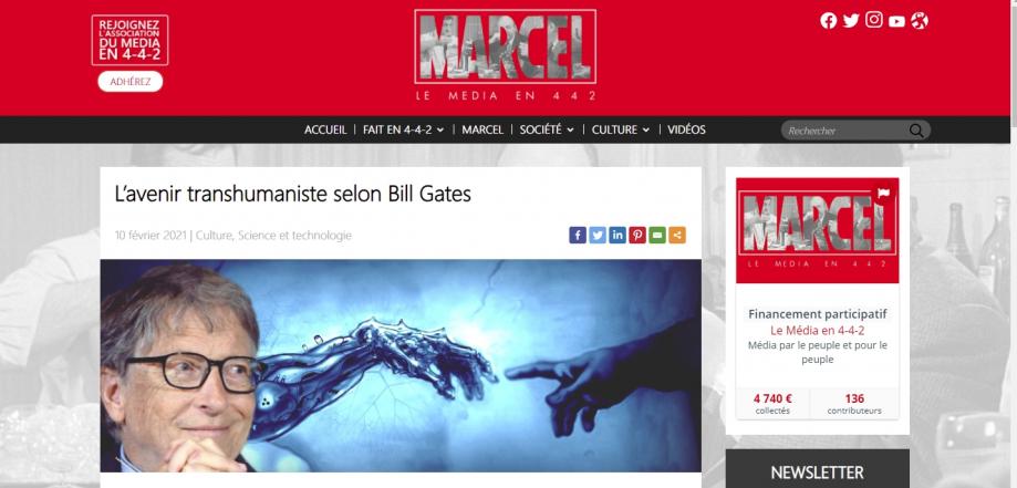Le complotard Porte veut nous zombifier media442 mars 21