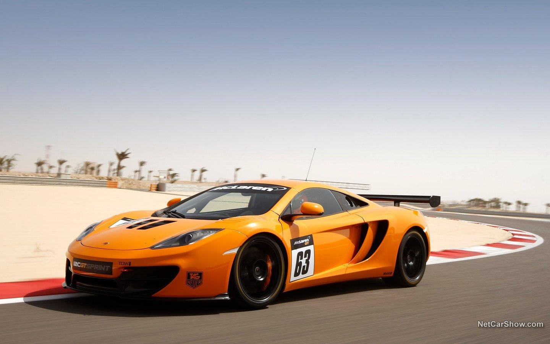 McLaren 12C GT Sprint 2014 891d0ec9