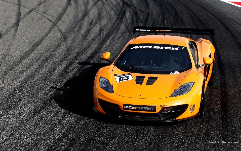 McLaren 12C GT Sprint 2014 b02d70e9