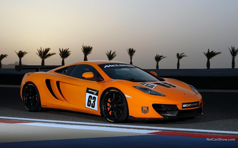 McLAREN 12C GT Sprint 2014 f254fc2d
