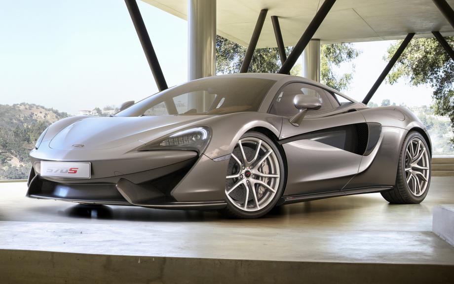 McLaren 570S 2015 carpixel