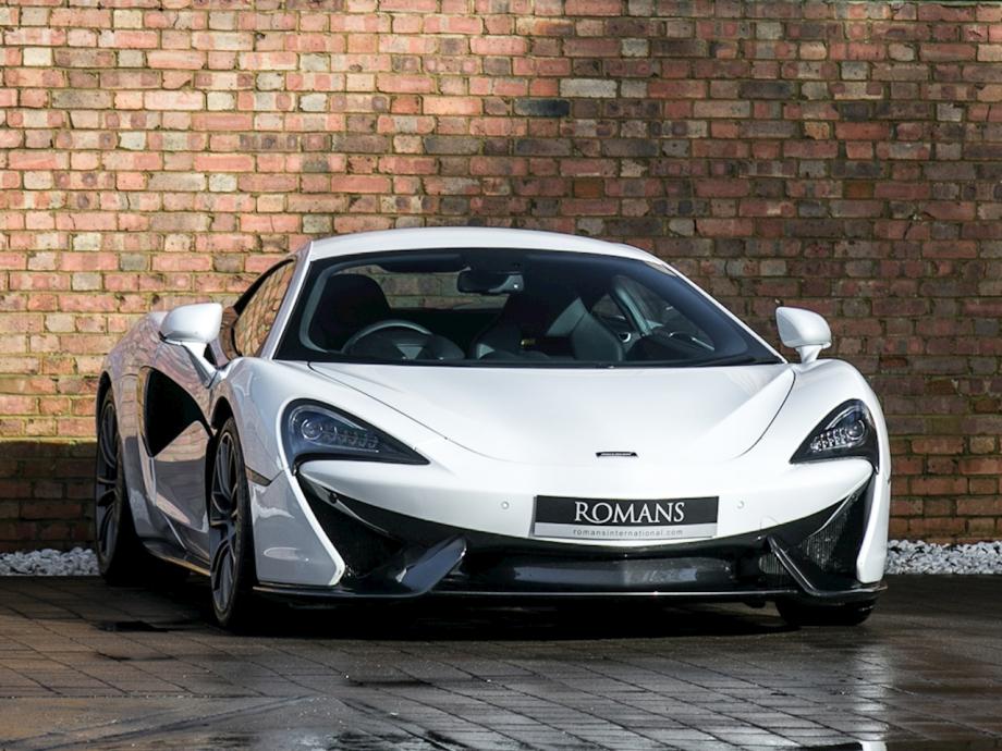 McLaren 570S 2015 uk