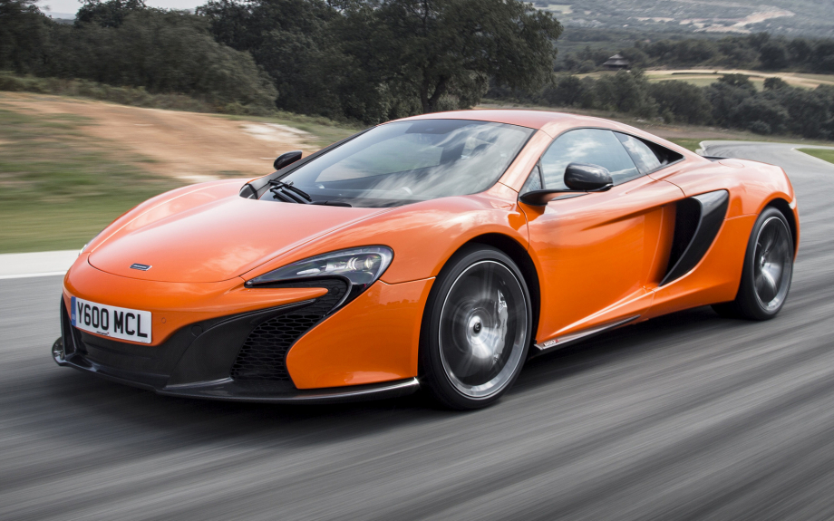 McLaren 650S 2014 carpixel